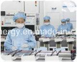 Pile solaire Csun M156-3bb de Multicrystalline de la haute performance 19.6%