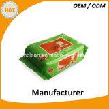 Baby Wet Wipes Factory met OEM ODM