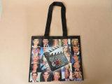 Eco-Friendly мешок логоса печатание Non сплетенный складной для покупкы