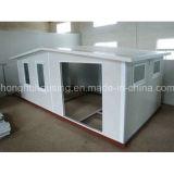 Diseño de lujo móvil prefabricada Casa