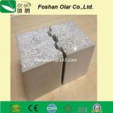 Scheda prefabbricata d'installazione facile del silicato del calcio della scheda di panino di ENV