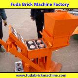 Manuelle Lehm-/Kleber-blockierenmaschine Lego Ziegelstein-Maschine