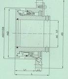 Mechanische Dichtung angewendet an der Entschwefelung (HT5)