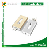 USB Flash Drive de OTG para USB Pen Drive del iPhone