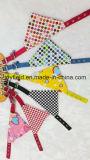 Bandana réglable d'animal familier de coton de collier de Bandana de crabot