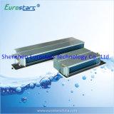 Unità di raffreddamento veloce della bobina del ventilatore del condotto celata condizionatore d'aria del riscaldamento