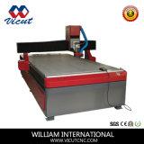 Haciendo publicidad de la muestra de la máquina del CNC que hace el ranurador del CNC (VCT-1530SG)
