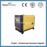 Geluiddichte Diesel 5.5kw Generator met geringe geluidssterkte