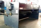 Cortador de metal de folha hidráulico brandnew da venda 2016 quentes