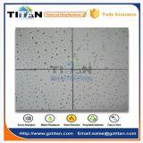 Azulejo mineral del techo del panel de fibras de la reducción del nivel de ruidos