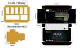 Крен силы пользы USB всеобщего портативного крена 10 силы Port общественный
