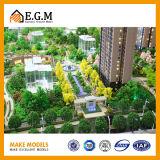 Modelo dos bens imobiliários do ABS da alta qualidade/fatura do modelo/modelo arquitectónico da casa/todo o tipo da manufatura dos sinais/projeto /Model modelo do edifício personalizado