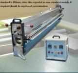 Máquina refrigerada por agua de PVC/PU de la banda transportadora de la junta Holo-Inoxidable de la calefacción