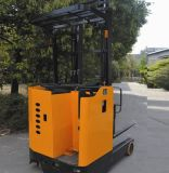 De Vrachtwagen van het Bereik van Operateded van de batterij in Koud Pakhuis wordt gebruikt dat