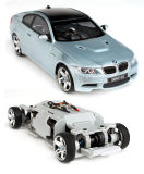 Gold Supplier 1/28 4WD Mini Remote Drift Car