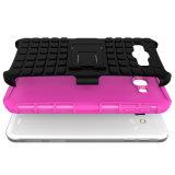 Caja resistente del teléfono de la armadura para Samsung A8