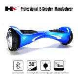 Hoverboard Lieferant mit Sumsung Fahrwerk-Vorlagen-Batterie