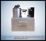 1000kg Pequeñ Meerwasser-Eis-Flocken-Hersteller PARA Equipo De Pesca (KP10) O-Capacidad