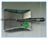 Testa d'acciaio Polished della pala per l'agricoltura usando