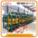 Bloco de cimento automático cheio da qualidade européia de Qtj4-25c T10 que faz a máquina
