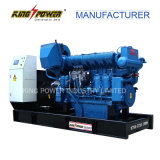 Deutz Engine van Diesel Genset 160kw/200kVA voor Brewery Enterprises