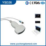 Scanner tenu dans la main d'ultrason d'équipement médical de sonde d'USB