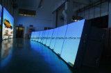 Visualizzazione di LED esterna economizzatrice d'energia dello stadio P10