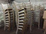 Hightの品質のスタック可能アルミニウム結婚のChiavariの椅子(JC-ZJ30)