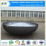 Matériel bombé d'acier inoxydable de têtes elliptiques/acier du carbone