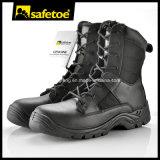 Воинские ботинки безопасности, безопасность Boots стальной пец ноги, армия, котор безопасность Boots H-9438