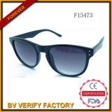 Fabricante plástico de China dos óculos de sol do projeto F15473 2015 novo