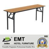 Vector de banquete plegable de los muebles utilitarios del hotel del rectángulo (EMT-FT605)
