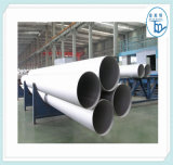 Pipes sans joint d'acier inoxydable d'ASTM A312 Tp321h