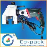 Machine taillante automatique de tube d'alimentation de l'électricité thermo d'incendie