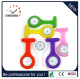 2015 New Style Promotion Silicone Gift Nurse Watch (DC-908)