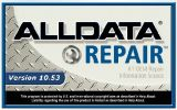 Alldata 10.53 en AutoSoftware Mitchell met Laptop