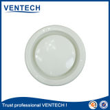 Diffusore di plastica dell'aria della valvola a disco di alta qualità di Ventech per uso di ventilazione