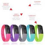 Braccialetto astuto di salubrità di sport di buona qualità, Wristband di salubrità di Bluetooth