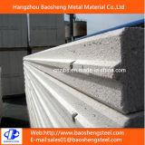 Painel de parede AAC com concreto pré-fabricado em aço pré-moldado