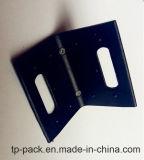 Protetor de borda plástico da pálete do produto da caixa feito de PE/PP usado com colocação de correias