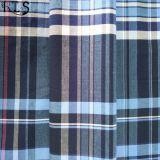 Färbte Baumwollpopelin-Garn 100% Gewebe für Hemden/Kleid Rlsc40-41po