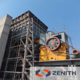 Zénite Jaw Crusher, Jaw Stone Crusher com Highquality