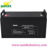 Bateria acidificada ao chumbo 12V120ah do UPS do ciclo profundo solar para a telecomunicação
