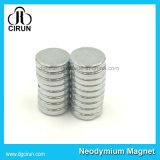 Permanenter elektrisches Messinstrument-Magnet des kundenspezifischen Neodym-N52