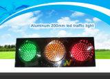 Kundenspezifisches Verkehrszeichen-Licht des Entwurfs-Aluminium-200mm LED