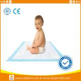 Soin absorbant élevé Underpads remplaçable de bébé
