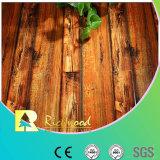 клен текстуры Woodgrain 12.3mm навощил окаимленный прокатанный настил