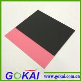 Feuilles acryliques claires élevées de plexiglass de Transparant