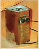 2016 draagbare Sauna van de Sauna van de Zaal van de Stoom van de Sauna de Houten (sek-EN2)