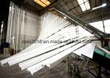 O alumínio vertical perfila a linha de revestimento do pó